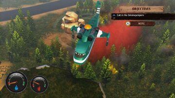 Immagine -5 del gioco Planes 2: Missione Antincendio per Nintendo Wii U